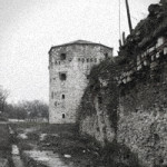 Nebojsa Tower – Before restoration