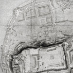 Plan of the Belgrade Fortress from the year 1790.